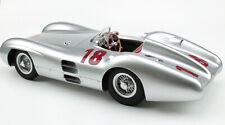 GP REPLICA'S GP12 07A MERCEDES BENZ W196 F1 model J M Fangio French GP 1954 1:12