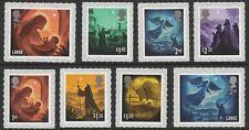 GB 4283-4290 Christmas set (8 stamps) MNH 2019