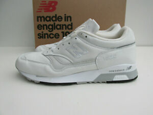 bnib NEW BALANCE 1500 WG UK 8 white leather RRP £149