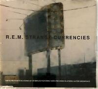 REM STRANGE CURRENCIES - [ CD MAXI ]