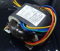 50VA R-Core Power Transformer 16V*2 7V*2 For DAC Preamp Headphone AMP,AC 115V*2