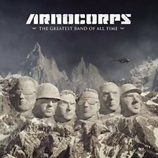 Arnocorps - The Greatest Band Of All Time (NEW CD)