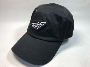 RAID JAPAN RD DAD HAT Free size Black