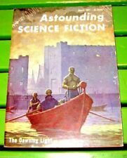 ASTOUNDING  SCIENCE FICTION March 1957-Bartholomew-Asimov-Poul Anderson
