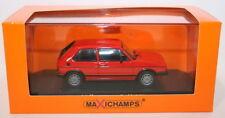 Voitures miniatures rouge pour Volkswagen