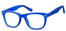 Mens Designer Glasses Frames - Suitable For Prescription Lenses - Blue