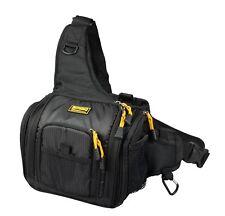 Spro Black Shoulder Bag NEW Lure Fishing Tackle Bag