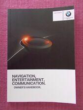 BMW Navigatore Satellitare Navigazione AUDIO TELEFONICO MANUALE SERIE 1 3 4 5 6 7 M (ACQ 5856)