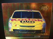 Insert Sterling Marlin #4 Kodak Fleer Ultra THUNDER & LIGHTNING 1996 Card #7/ 10