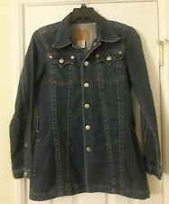 Women True Religion Carrie Jean Jacket L