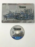Valkyria Chronicles Remastered Steelbook Edition for Playstation 4 / PS4