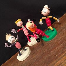 Vintage Pipe Cleaner Figures Chenille Japan PRIORITY MAIL