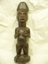 New listing Antique Luba African Female Ancestual Figure