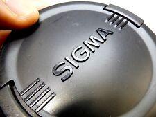 Sigma 72mm Noir Lentille Avant Casquette Apo Af Exemplaire