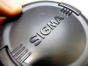 Sigma 72mm Negro Lente Tapa Frontal Apo Af Ex