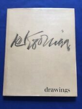DRAWINGS - FIRST TRADE EDITION BY WILLEM DE KOONING