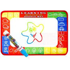 Magic Pens Water Drawing Painting Writing DOODLE Mat Pad Board Educational Toys