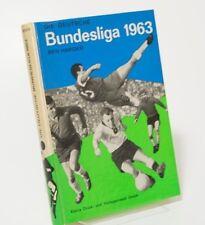 Die deutsche Bundesliga 1963