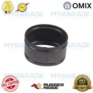 Omix-ADA For 41-52 Willys / Jeep Engine Air Intake Hose Air Cleaner to Air Horn