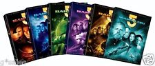 Babylon 5 Complete Series ~ Season 1-5 + Movies (1 2 3 4 5 + Movies) NEW DVD SET