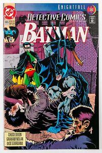 Detective Comics #665 (1993 DC) Batman & Robin - Knightfall Part 16 NM