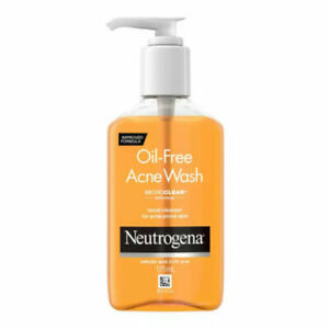 NEUTROGENA OilFree Acne Wash 175ml Free Shipping World wide