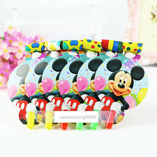 12 Mickey Mouse Baby Disney Birthday Party Supply Fillers Game Gift Blowouts