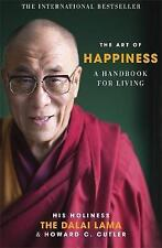 The Art of Happiness: A Handbook for Living by Howard C. Cutler, Dalai Lama XIV (Paperback, 1999)