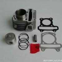 44mm Cylinder Piston Set for 4 stroke air cooling 60cc Scooter 139QMB GY6 60