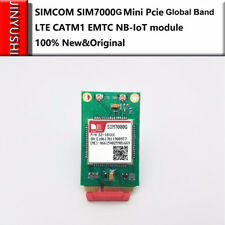 SIM7000G Mini Pcie NB-IoT&CAT-M1 EMTC Global band Competitive SIM900 SIM800F