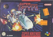 Super Nintendo SNES nes-Super R-Type