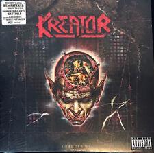 KREATOR - Coma Of Souls 3 x LP - RED Colored Vinyl + Live Bonus Thrash Metal