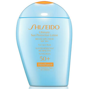 Shiseido For Sensitive Skin SPF 50 3.3fl.oz/98ml NEW BOX [Free USA Shipping]