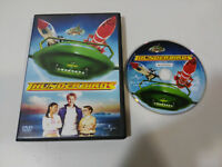 THUNDERBIRDS THUNDER BIRDS DVD UNIVERSAL + EXTRAS ESPAÑOL ENGLISH REGION 2