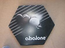 ABALONE - JEU DE SOCIETE (1988/1990)