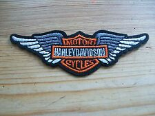 HARLEY DAVIDSON SMALL WINGS PATCH