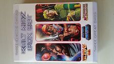 Kult TV - Dungeons And Dragons / He-Man / Ulysses 31 (DVD, 2005, Box Set)