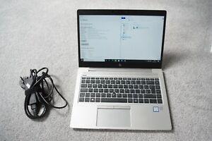 "HP Elitebook 840 G6 14"" Laptop I5 1.8GHZ CPU 16GB RAM 512GB SSD WARRANTY 2023"