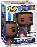 Funko POP! Space Jam LEBRON JAMES (Amazon EXCLUSIVE) 1091 *Preorder* w/PROTECTOR