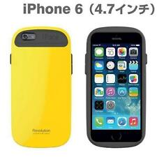 iFace Revolution TPU Hard Case Cover for iPhone 6 / 6s 4.7 inch (Yellow)