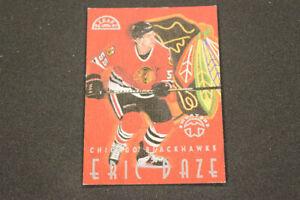 Eric Daze 1996-97 Leaf Sweaters Away /5000 #7