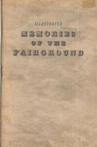Illustrated Memories of the Fairground by Father P R Greville