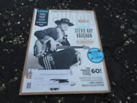 OCT 2014 GUITAR WORLD - vintage music magazine STEVIE RAY VAUGHAN