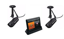 "Uniden GUARDIAN G755 EXR Wireless Surveillance System with 7"" MONITOR  2 CAMERAS"