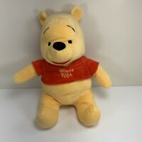 "Disney 'Winnie the Pooh' Soft Plush Stuffed Animal Doll Toy 13"""