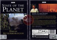 STATE OF THE PLANET Complete Series NEW DVD David Attenborough BBC Documentary