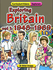 Exploring Britain: 1948-1969 v. 1 by Knapp, Brian