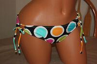 ROXY  String Bikini Swimsuit Bikini Bottom SZ S  NEW NWT