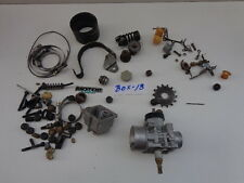 PUCH CARBURETOR PUCH MOTORCYCLE PARTS AND 6-SPEED 75. (BOX 13).