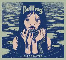 "BULLFROG: ""Clearwater"" CD (Killer Blues-Based Retro Southern Rock Power Trio)"